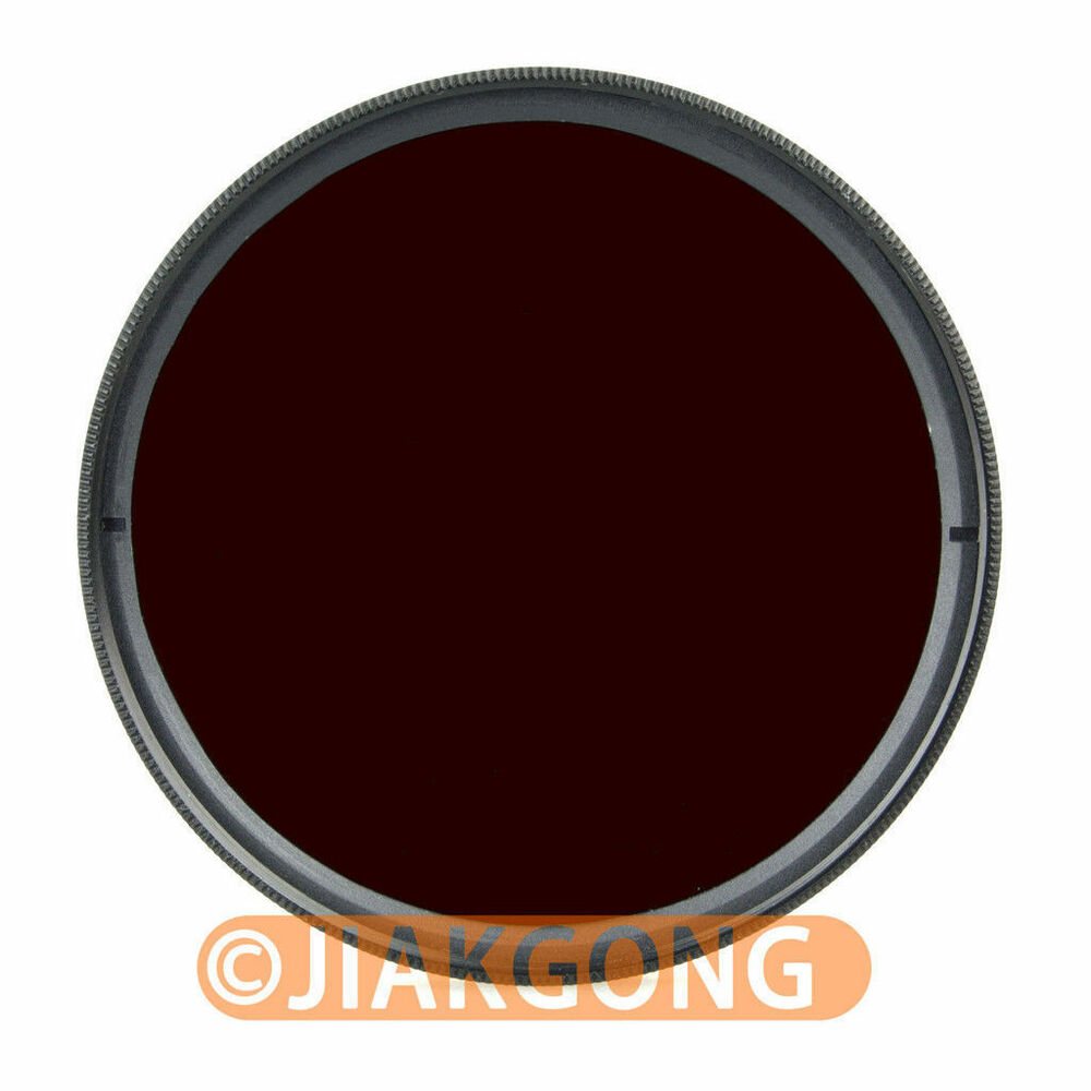 Details About 58mm 58 Mm Infrared Infra Red IR Filter 720nm 720