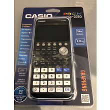 Casio FX-CG50 Prizm 3-D, Color-Display Graphing Calculator