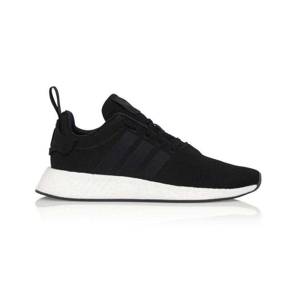 fc6c5388b65f3 Details about Adidas Originals NMD R2 Men s shoe - Core Black Core Black Core  Black