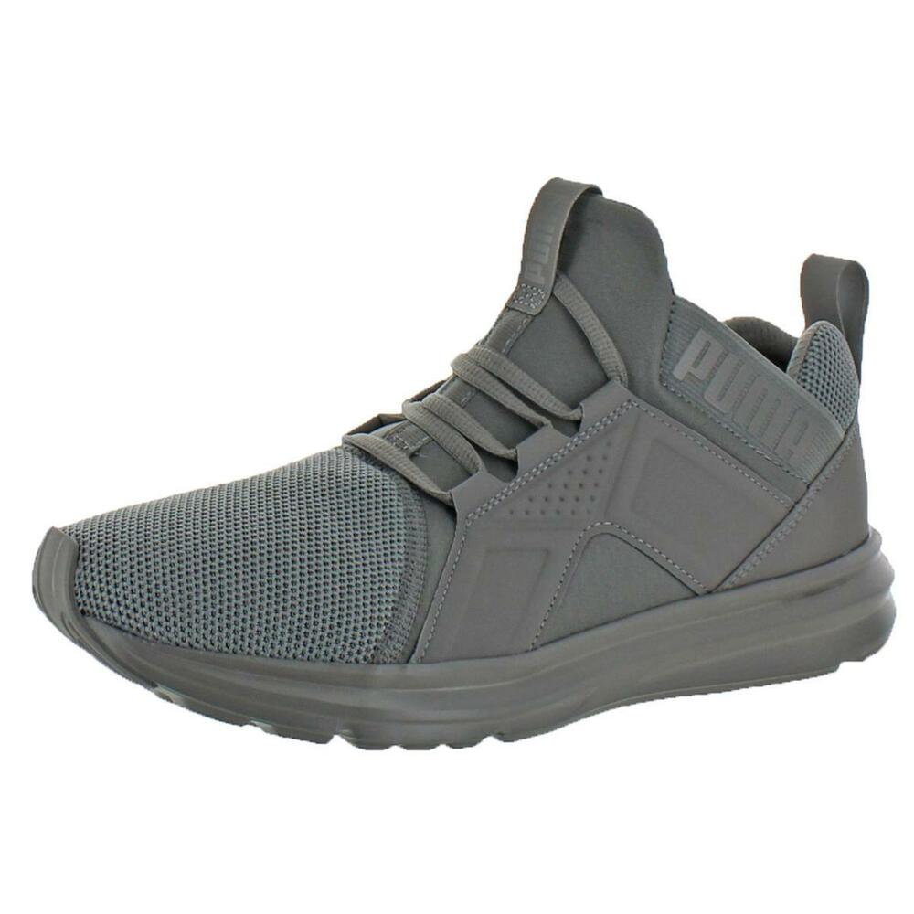 0cea1f2b6170 Details about Puma Enzo Mesh Men s Breathable Mesh Running Fashion Trainer Sneaker  Shoes