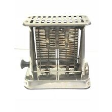 RARE Royal Rochester VINTAGE VTG Flip Down Sides Bread Toaster 450W New York USA