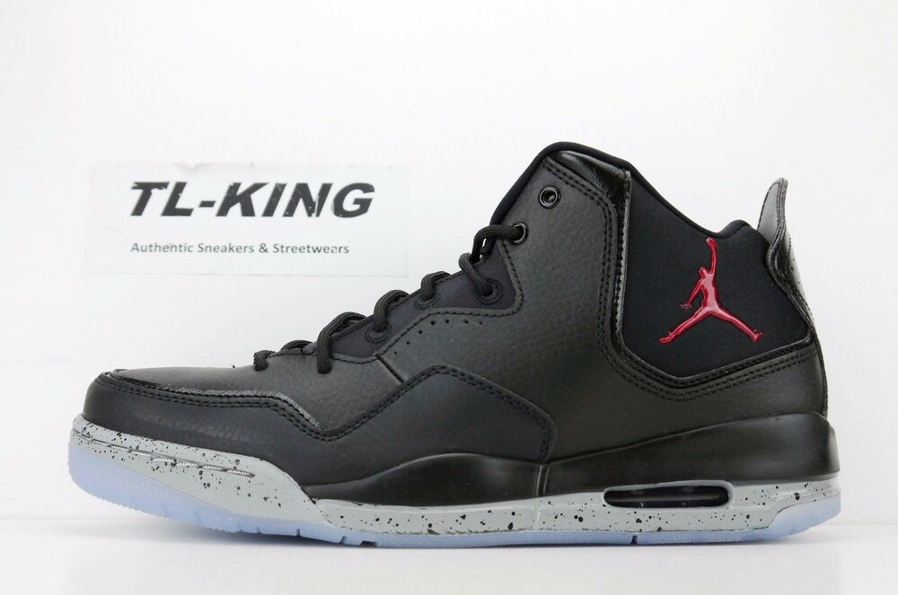 new arrive 0702b a95a0 Details about Nike Air Jordan Courtside 23 Black Gym Red Grey Icey AR1000  023 Msrp 125 FD