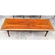 Vintage Mid Century Modern Lane Acclaim Dovetail Coffee Table Andre Bus PICK UP