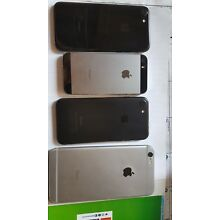 lot 2-iPhone 7, 1 iPhone 6plus, y un iphone 5s for part