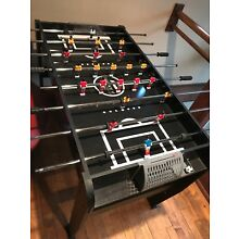 Franklin 48.5''PRO KICK Foosball Table Competition Size Indoor Sport - Game Room