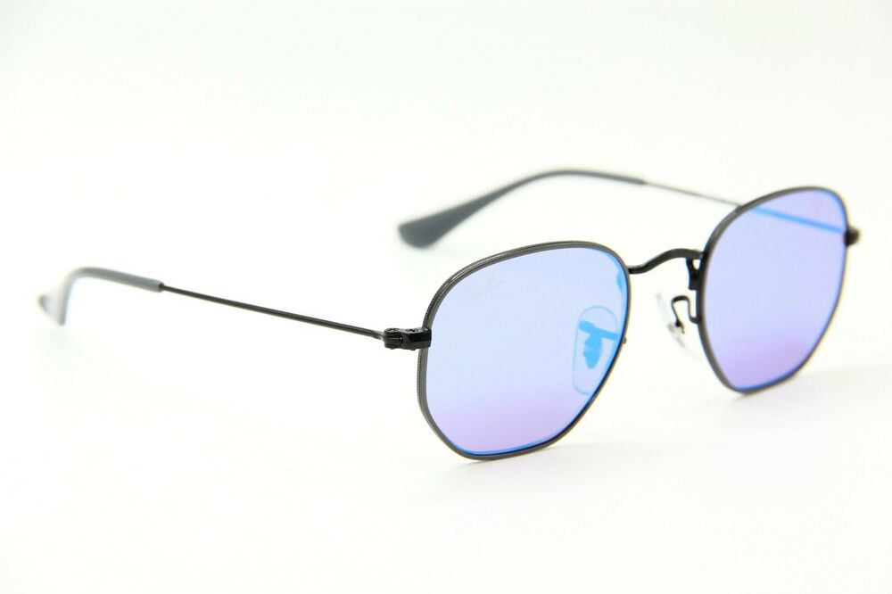 92f0225d046 Details about NEW RAY-BAN JUNIOR RJ 9541SN 261 7V BLACK SUNGLASSES  AUTHENTIC FRAMES 44-19