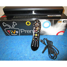 TiVo Premiere Series 4 TCd746320 Receiver!