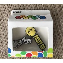 Post Malone X Crocs Charm 3 Pack Of Jibbitz SOLD OUT