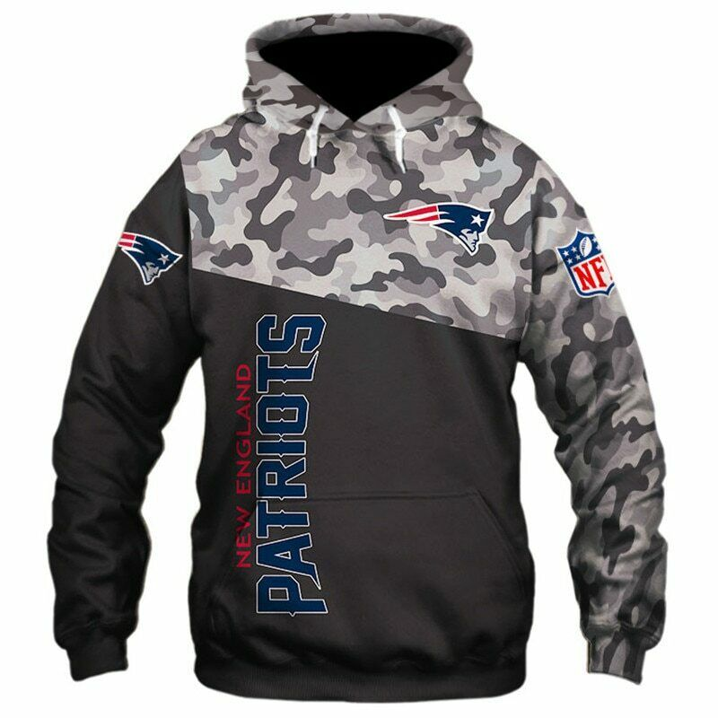 Details about NEW ENGLAND PATRIOTS Hoodie Hooded Sweatshirt Pullover S-5XL  Football NFL NEW! 5521079bf