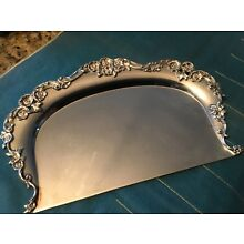 Gorham Buttercup Sterling Silver Crumb Tray Crumber A4548 Perfect rare