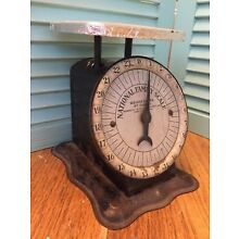 Vintage American Cutlery Co. Chicago IL National Family Scale