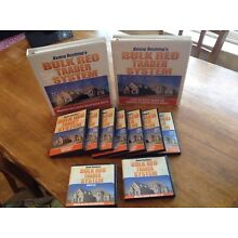 Bulk REO Trader Real Estate System By Kenny Rushing - 2 MANUALS, 10 DVD'S & 8 CD