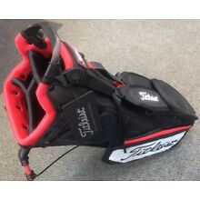 ***BRAND NEW*** Titleist 2018 Players 4 Golf Stand Bag - Black/White/Red