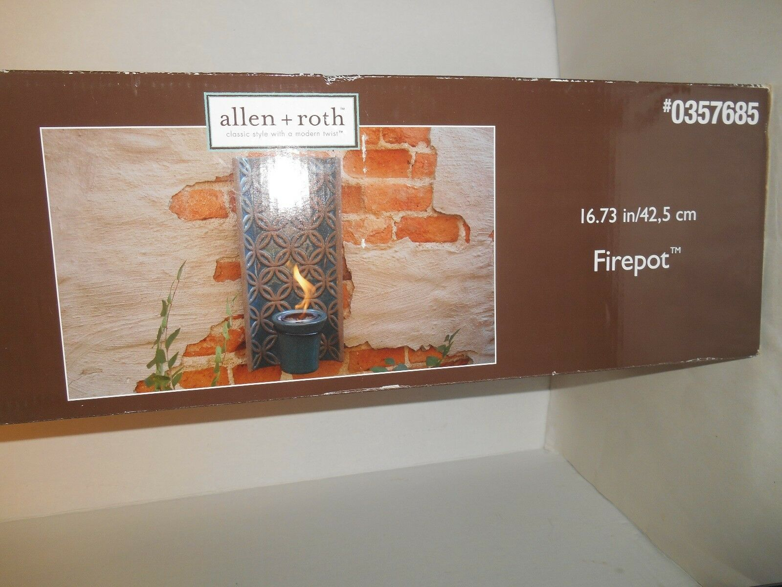 Pair Of 2 Wall Mount Allen Roth