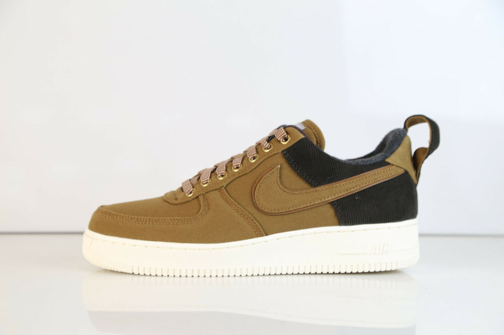 8fdba510a1 Details about Nike Carhartt Air Force 1 Low 07 PRM WIP Ale Brown AV4113-200  7-12