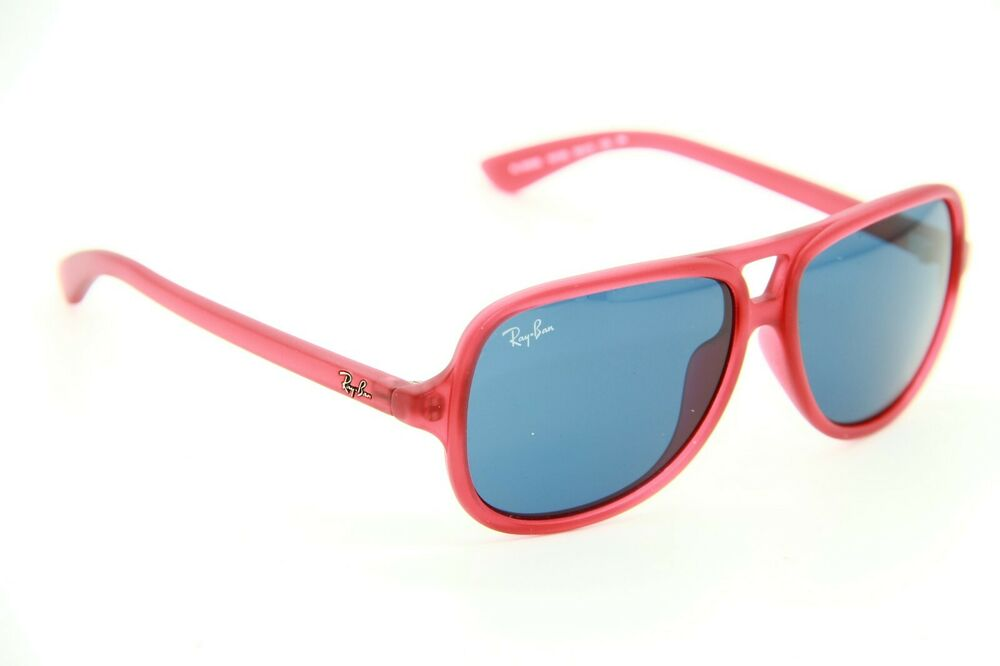 95797e938fc6b1 Details about NEW RAY-BAN JUNIOR RJ 9059S 197 80 RED SUNGLASSES AUTHENTIC  FRAMES 50-12