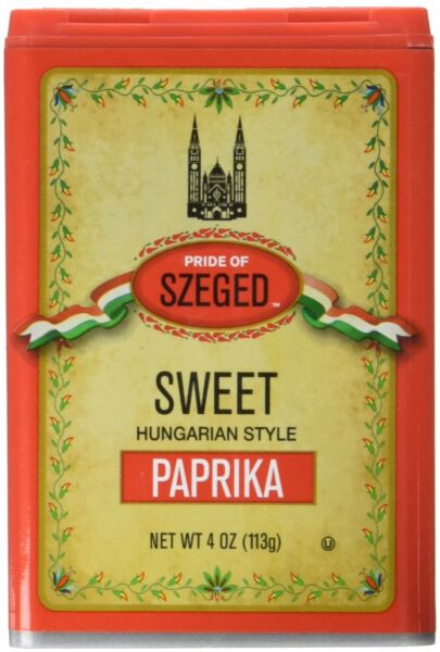 Hungarian  Paprika,Sweet or Hot  (4 ounce) Szeged !! US SELLER !!