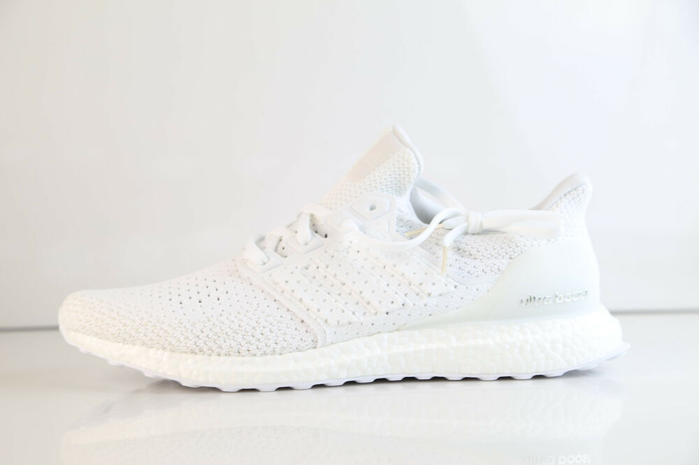 1e91d36e3 Details about Adidas Ultra Boost Clima Cool White BY8888 9 10 ultraboost