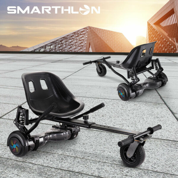 Hovercart Hoverkart Für E-Scooter Self Balance Board Sitz Go Cart Hoverseat DHL