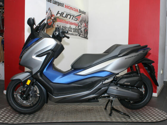 Brand New 2019 Honda NSS125 Forza Scooter. Learner Legal. £4,295 On The Road