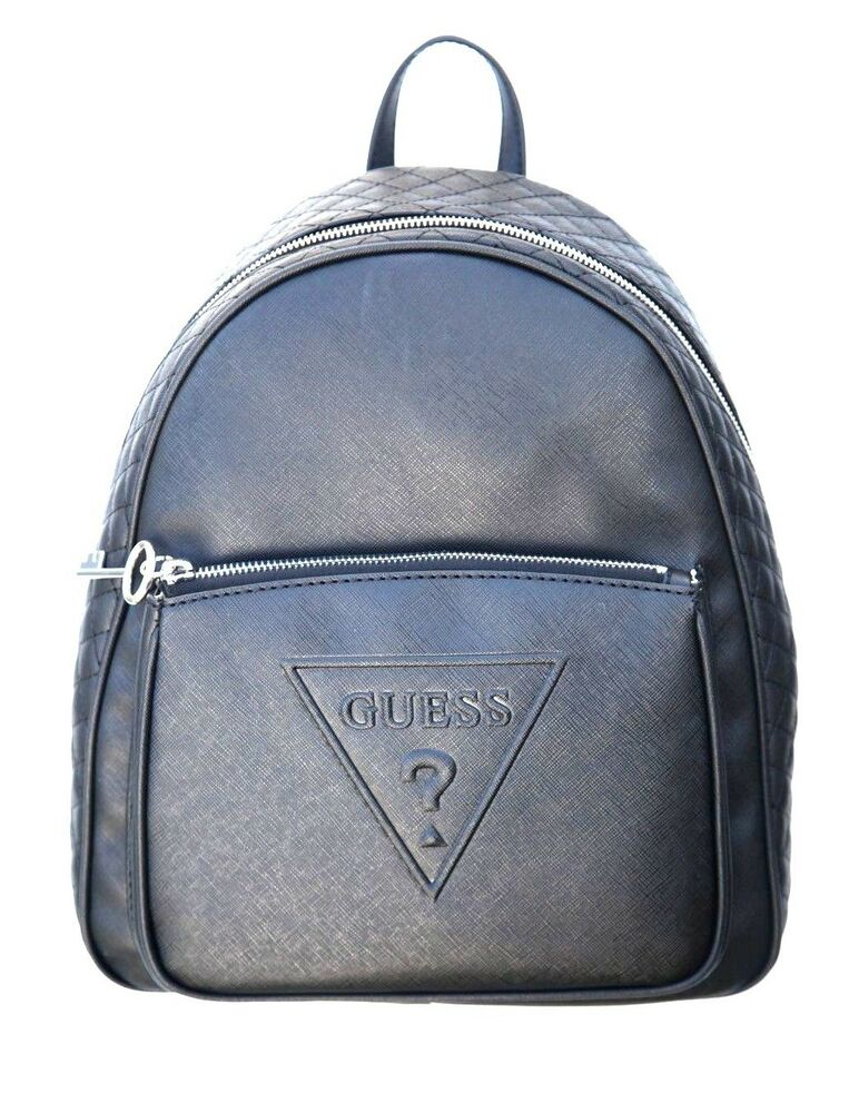 a79ad8bcc1 Backpack GUESS BLACK AA637129