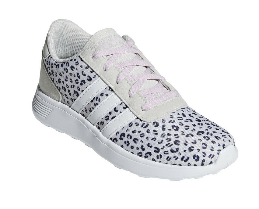 5237a5b67 Details about Adidas Kids Shoes Girls Running Lite Racer School Fashion  Trainers F35551 New