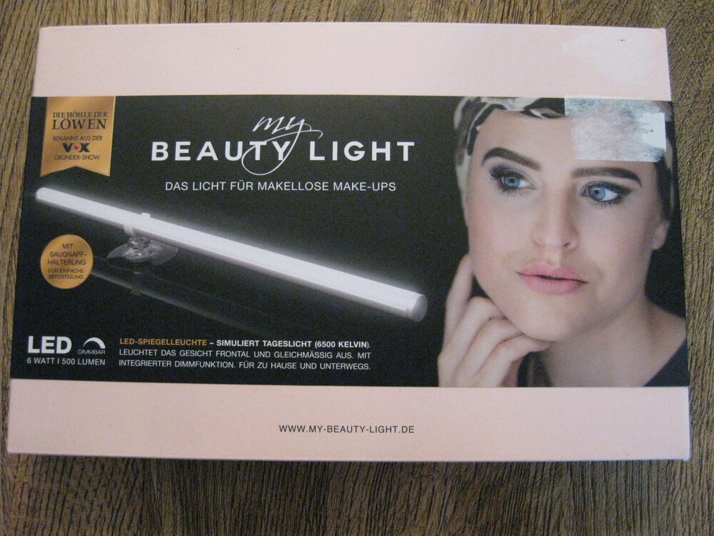 My Beauty Light Hohle Der Lowen Schminklicht Spiegelleuchte Make