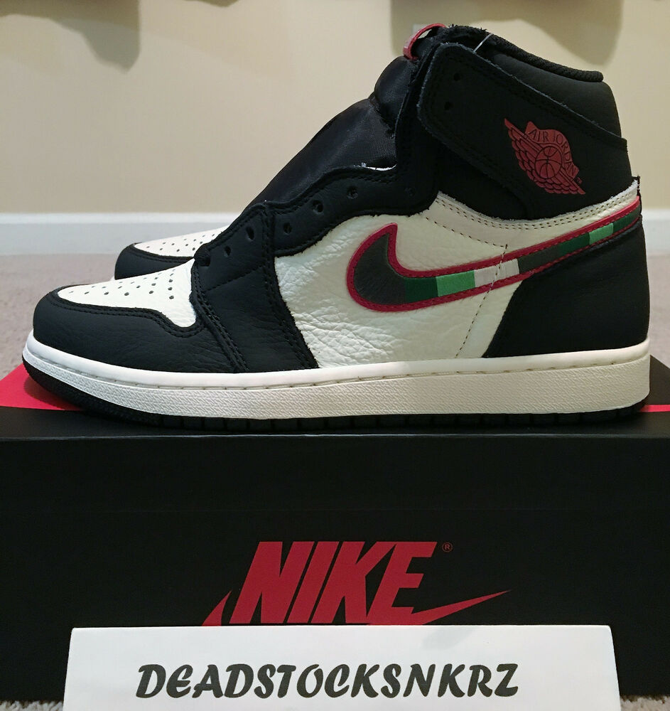 dad97a1d0c7 Details about Nike Air Jordan 1 Retro High OG Sports Illustrated A Star is Born  555088 015 Szs