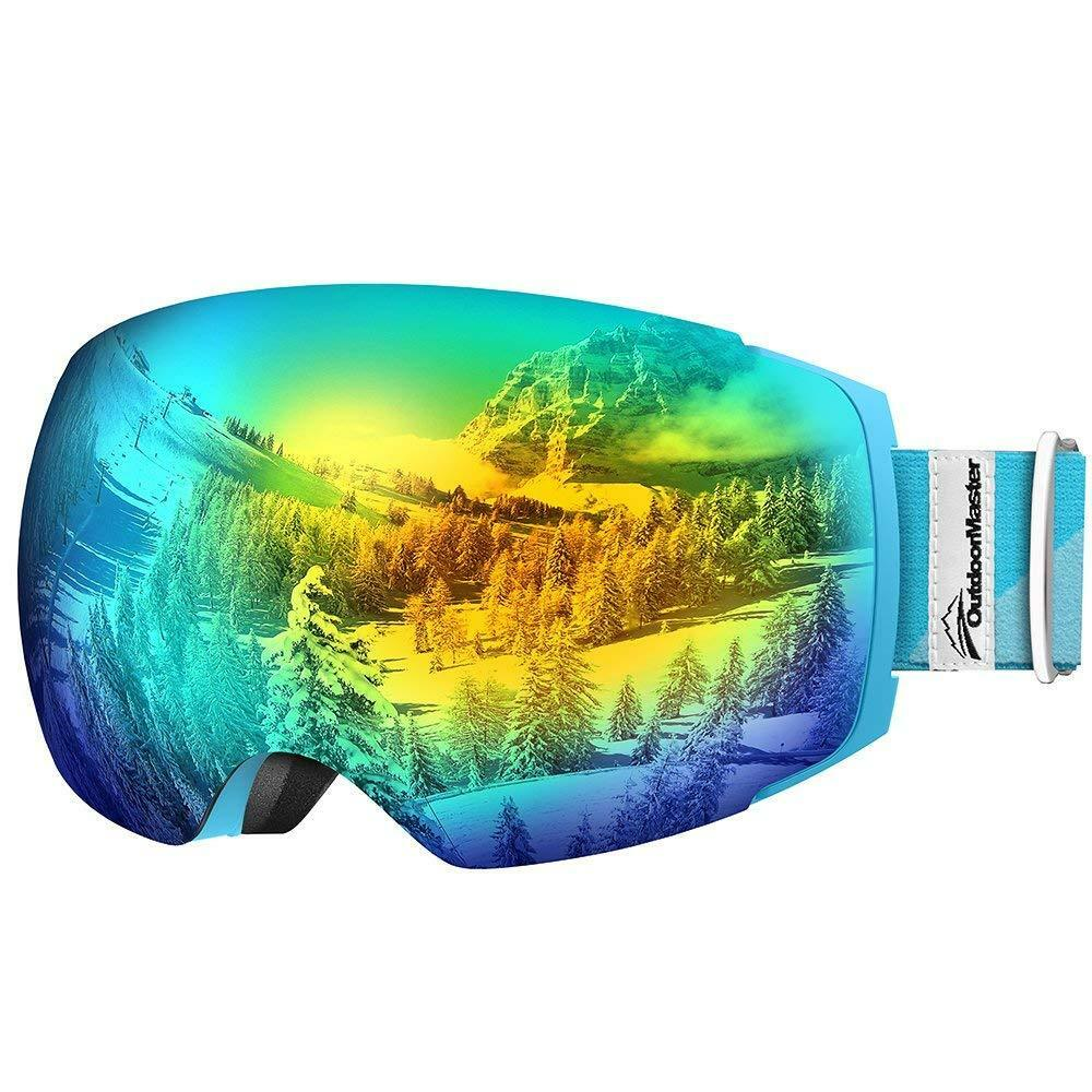 50cd3d02208a Details about OutdoorMaster Ski Goggles Frameless
