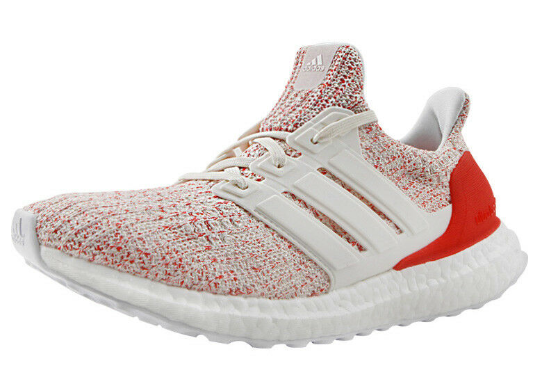 145dd6902be44 Details about adidas UltraBOOST W 4.0 Active Red White Women Running Shoes  Sneakers DB3209