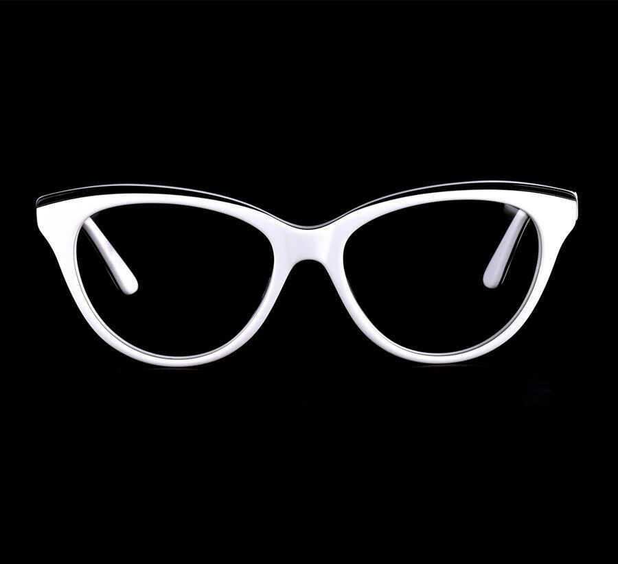 b844378756 Details about Classic Fashion Cat eyes Acetate Eyeglasses Vintage Glasses  Sexy Spectacle Optic