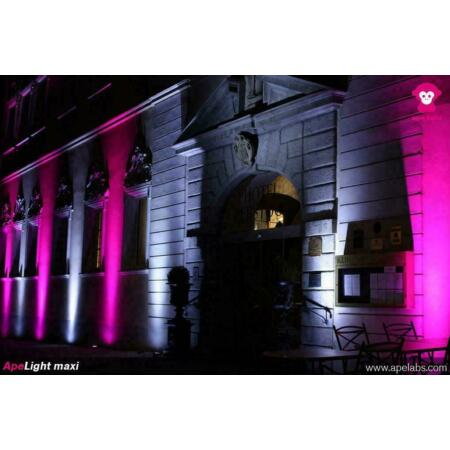img-Ape Labs Ape Light Maxi kabelloser LED Scheinwerfer Outdoor Wifi DMX