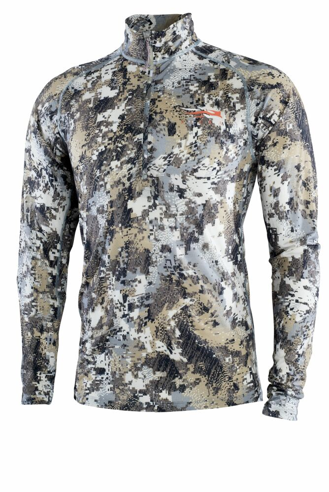 117d0b4c Details about SITKA Merino Core Lightweight Half-Zip Top