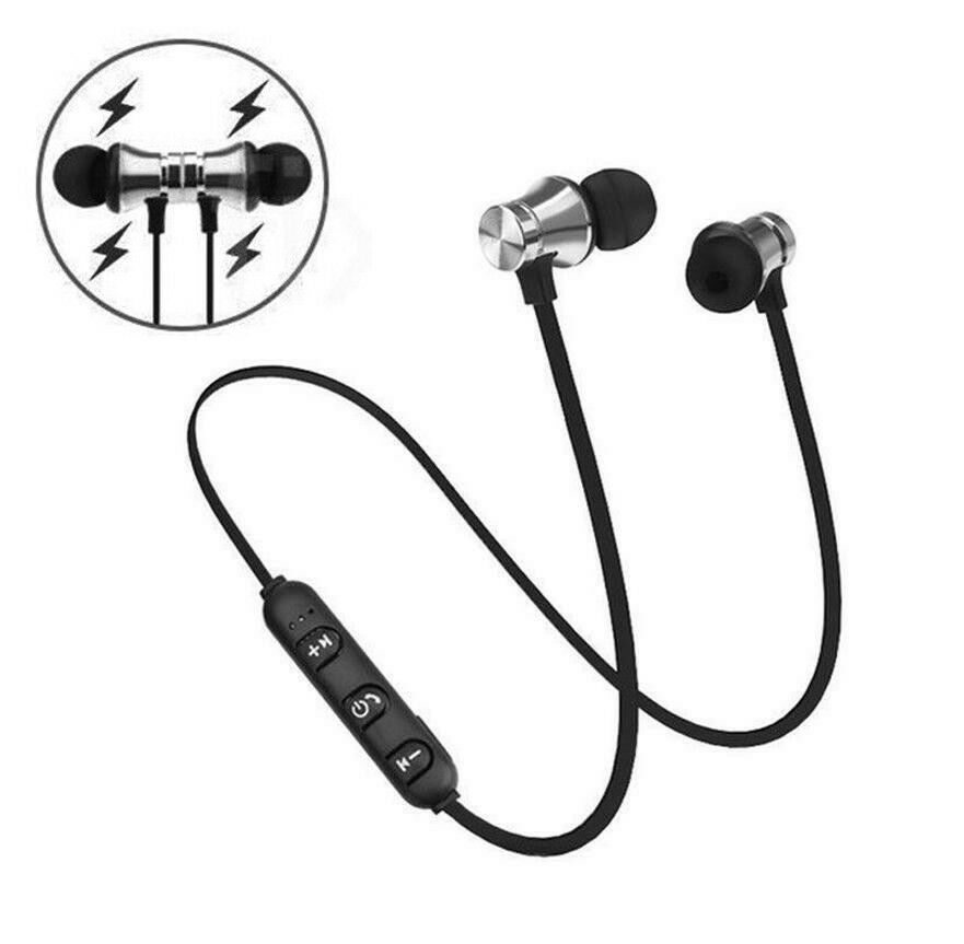 Wireless Bluetooth Earbuds In Ear Headphone For Apple Iphone 7 8 Xs