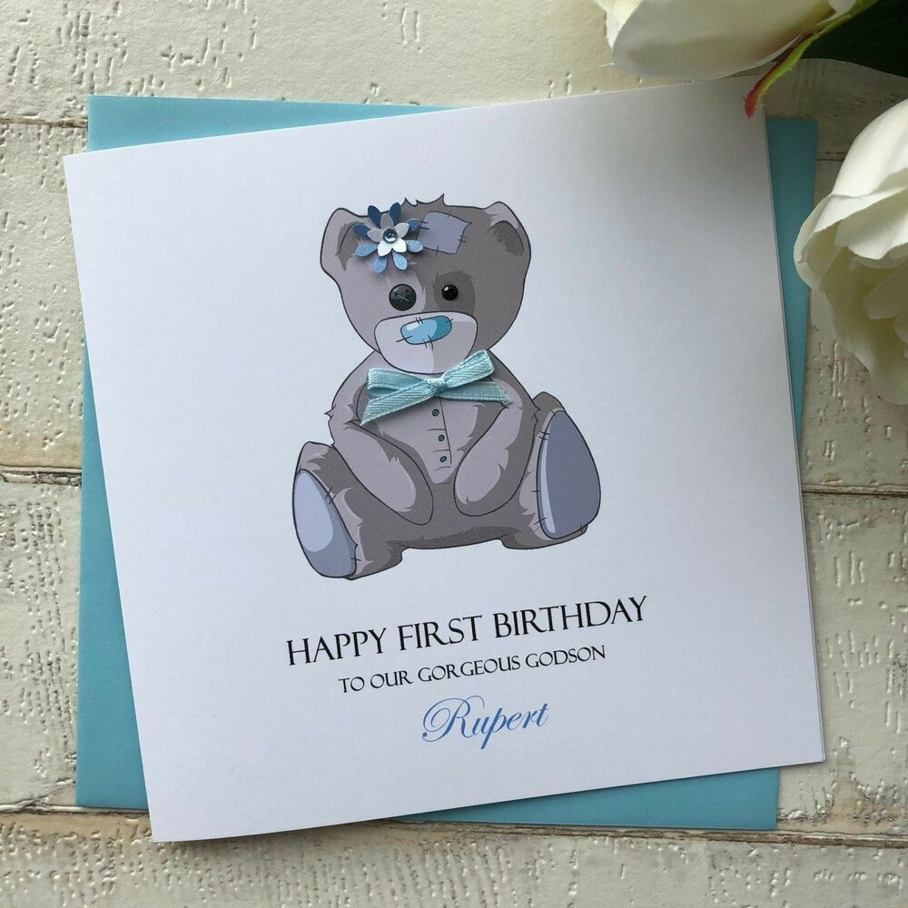 Details About Personalised Handmade Birthday Card Son Grandson Godson Nephew 1 2 3 4 5 6 7 8