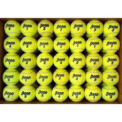 Kyпить 100 used tennis balls FREE SHIP & FREE RECYCLING support RecycleBalls nonprofit на еВаy.соm