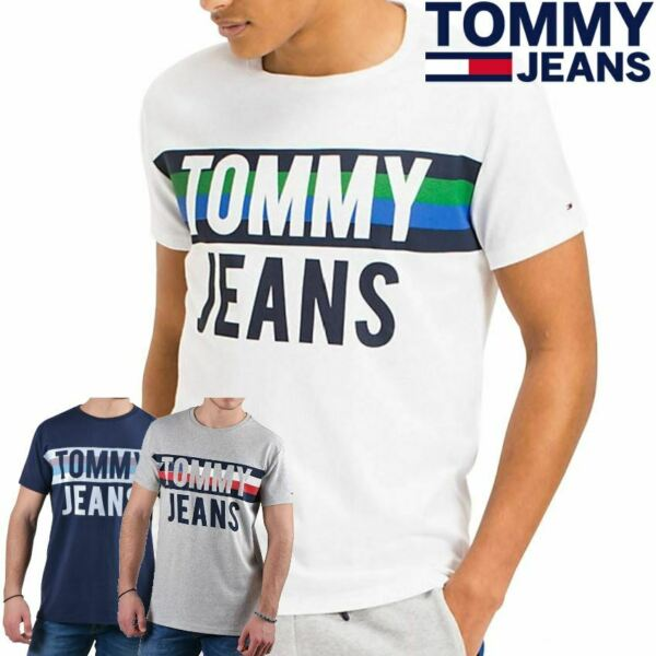 TOMMY JEANS T-shirt colorblock DM0DM04246 Newstock-Boutique