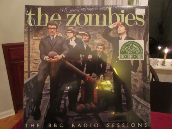 The Zombies New Sealed RSD Limited Edition Vinyl LP The BBC Radio Sessions