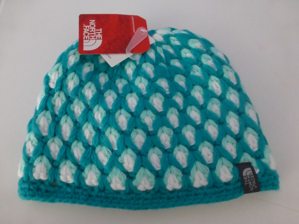 Details about The North Face Women s Ski Winter Hat Briar Beanie One Size  Kokomo Green New ea978ac4501