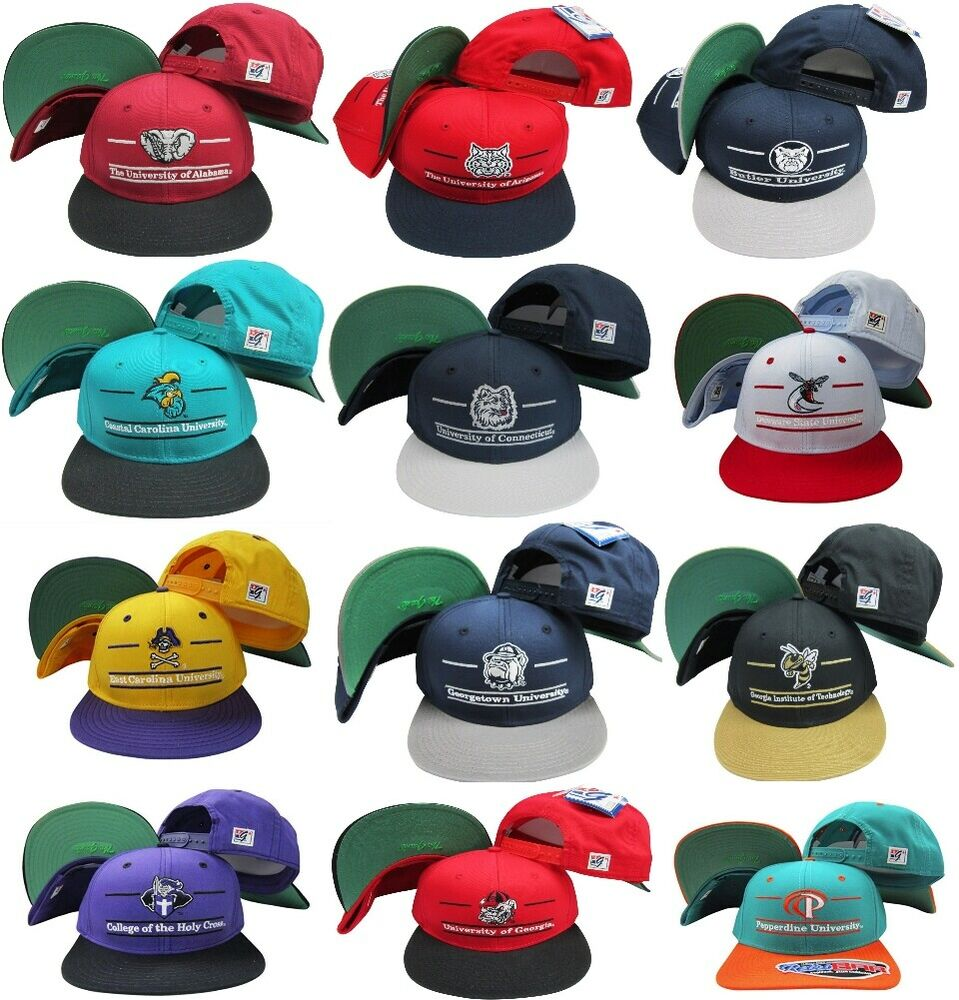 7bf6740fd0f Details about The Game Classic Split Bar Adjustable Snapback Hat Cap