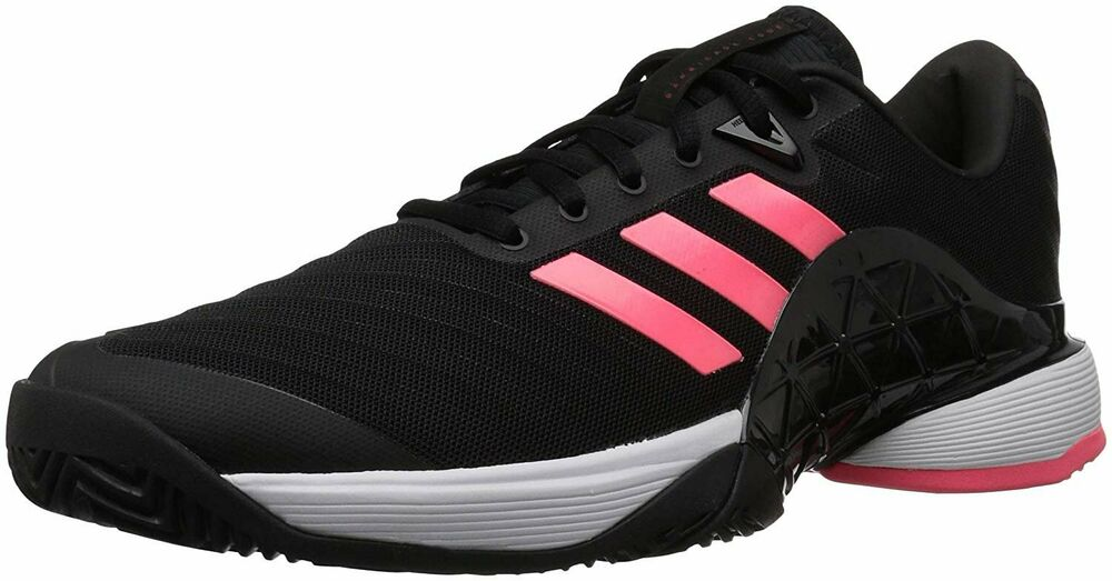 new product 99e79 bc044 Details about adidas Barricade 2018 Mens Tennis Shoes
