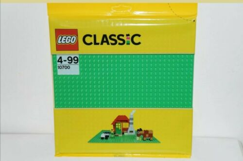 Lego 10700 Classic Large Green Building Base Plate 10
