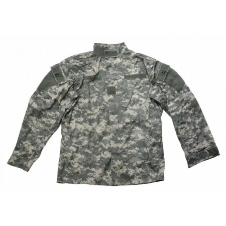 img-US ACU Navy USA Digital Combat Shirt Jacket Top Coat Military Army Original UCP