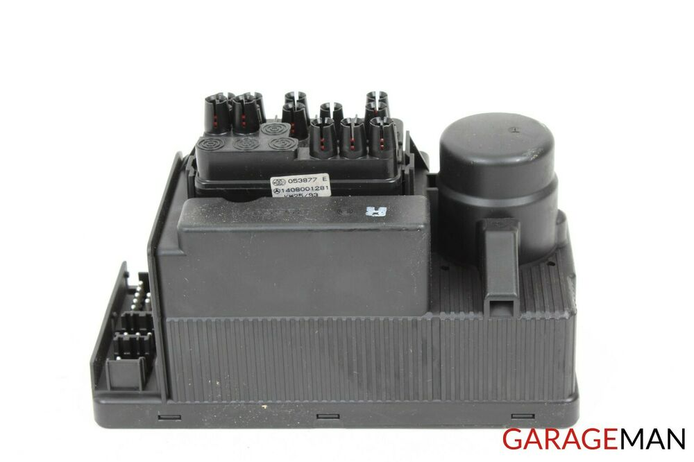 9295 Mercedes W140 500sel Central Door Locking Control Vacuum Pump Rhebay: 500sel S500 W140 Engine Fuse Box Get Free Image At Gmaili.net