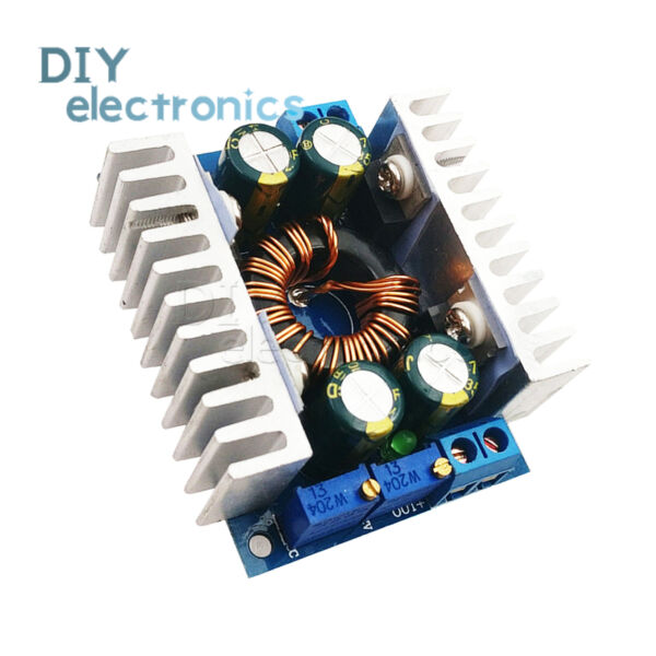 DC-DC 10A Buck Boost Converter Step Up Down regulator Module for LED Driver US