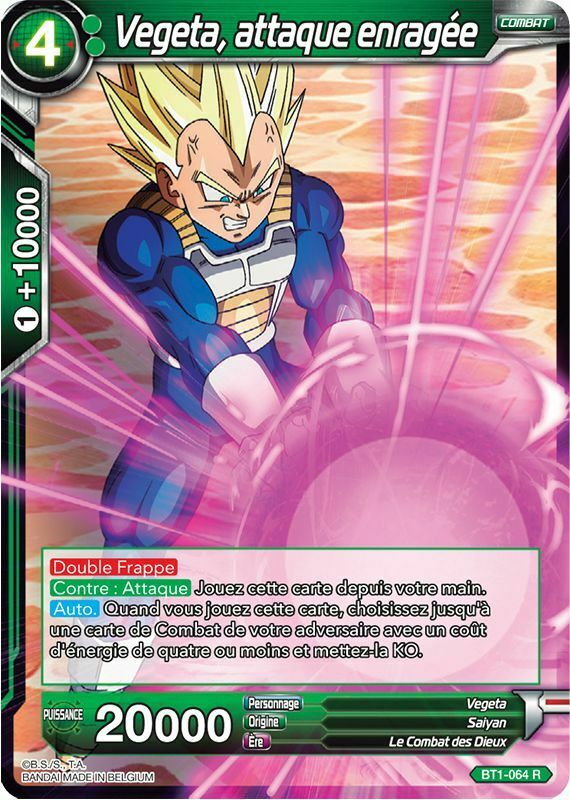 CFV G-CB02//010EN Blue Storm Battle Princess Theta G-CB02//010EN Carte Vanguard