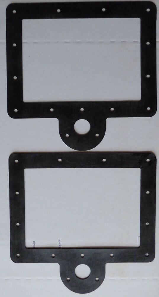 2 Doughboy Skimmer Gaskets For Doughboy Above Ground Pool