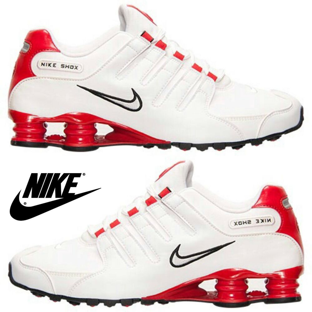 finest selection 148ae f07be Details about Nike Shox NZ Men s Sneakers Running Athletic Comfort Sport  Gym Casual NIB