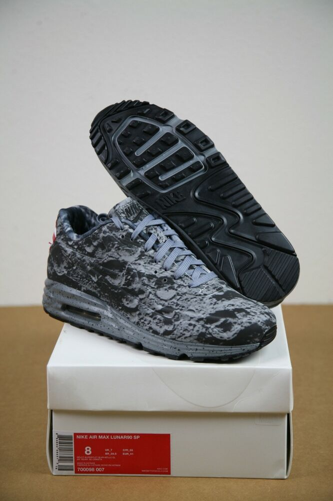the best attitude 7a540 d362f Nike Air Max Lunar 90 SP Moon Landing Size 8   eBay