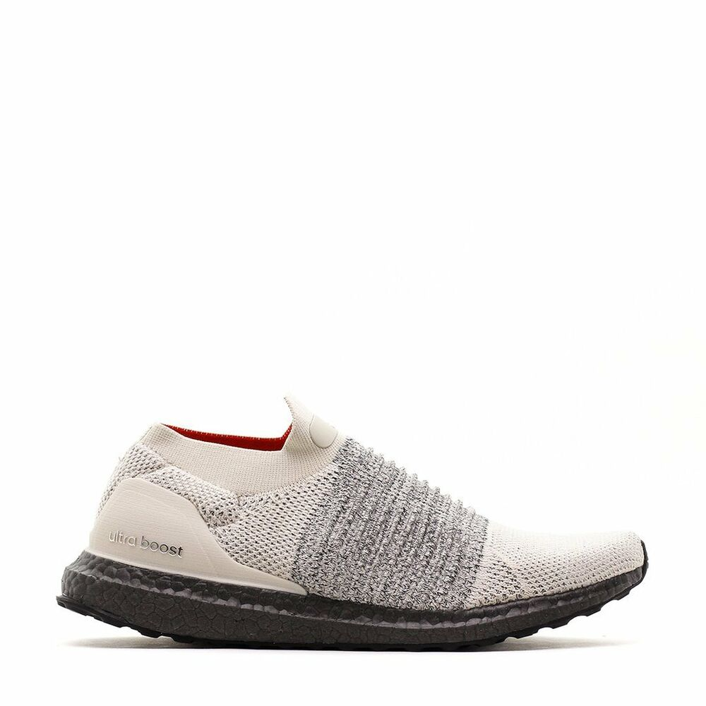 1ed020e8584b6 Details about NIB Adidas Ultraboost Laceless Running Shoes 9-11 CM8263 ultra  boost uncaged nmd